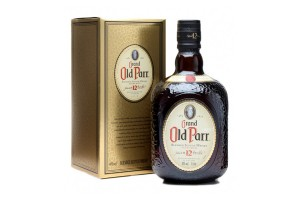 Whisky Old Parr