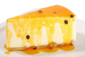 Cheese Cake Maracuyá